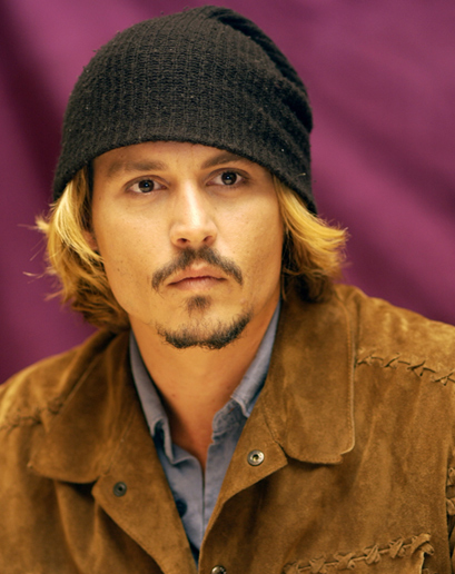 b09ae705 Celebrities in Beanies – Johnny Depp Slouchy beanies | MENS BEANIES ...